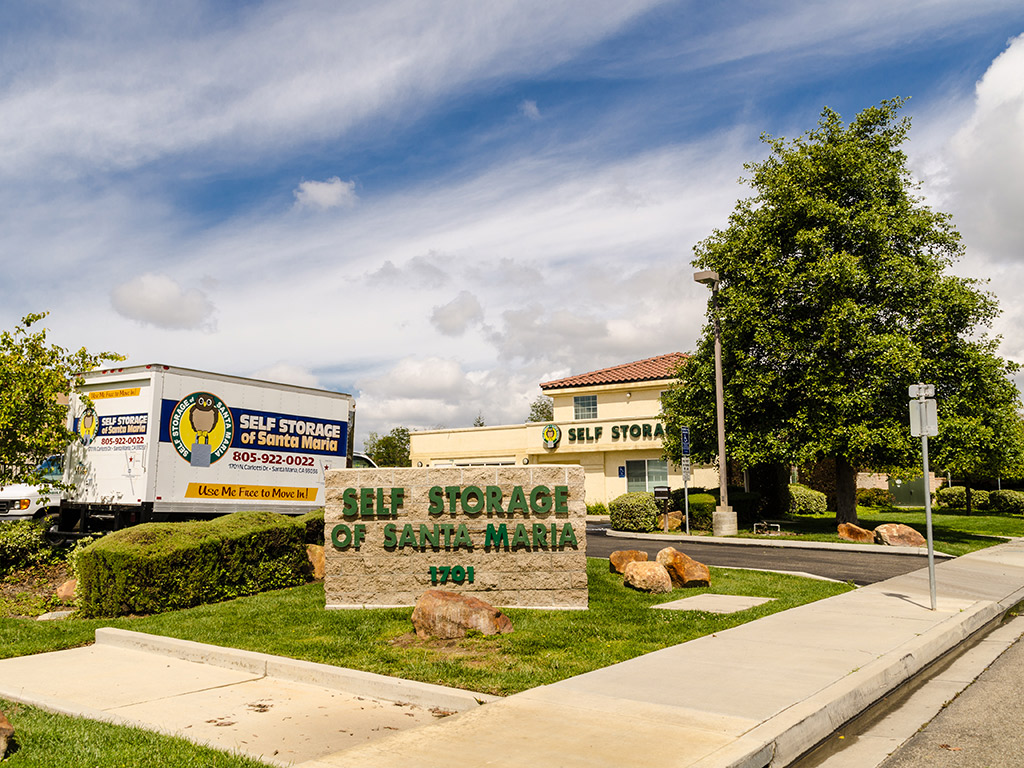 What Will Fit Unit ... & Self Storage of Santa Maria | Self Boat and RV Storage for Santa ...