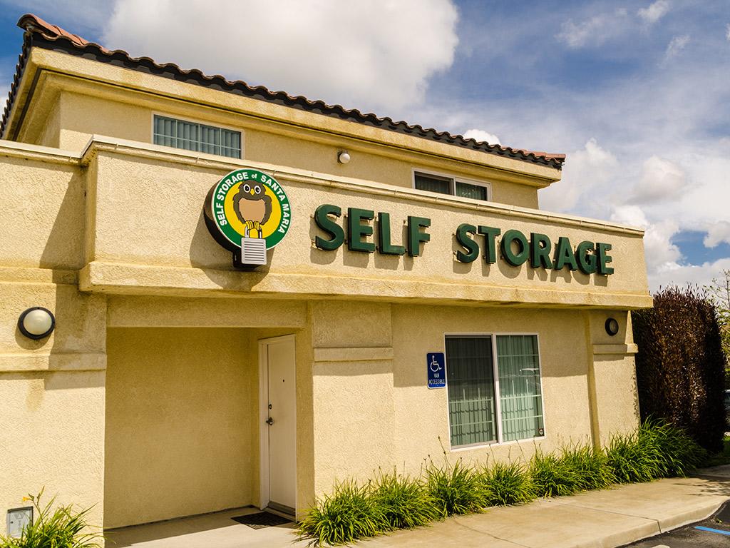 Canyon Self Storage | Santa Maria CA | Lowest Rates | RV ...