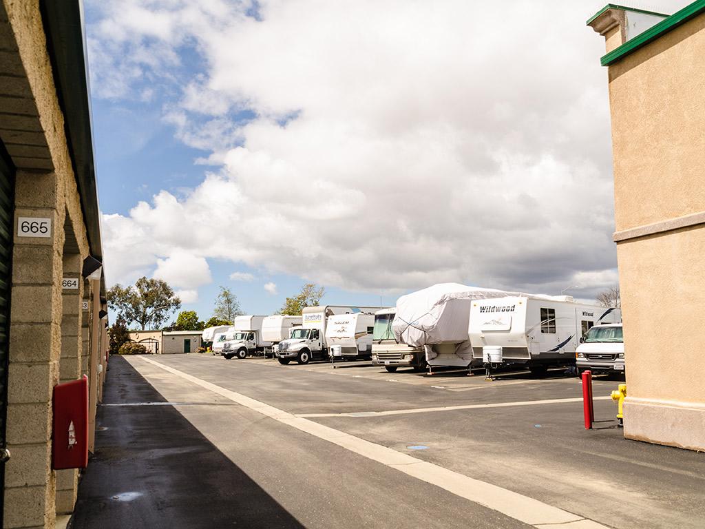 Self Storage Units Southside Pkwy Santa Maria, CA ...